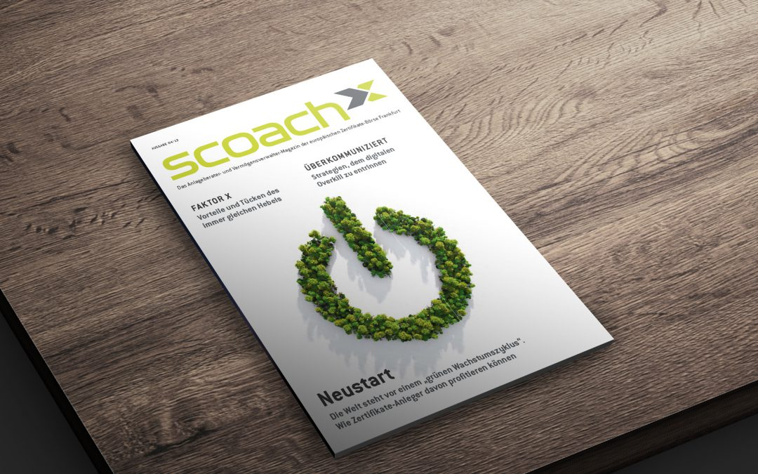 SCOACH, Editorial Design