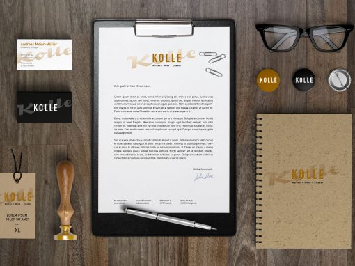 Kolle Relaunch >> Corporate Design
