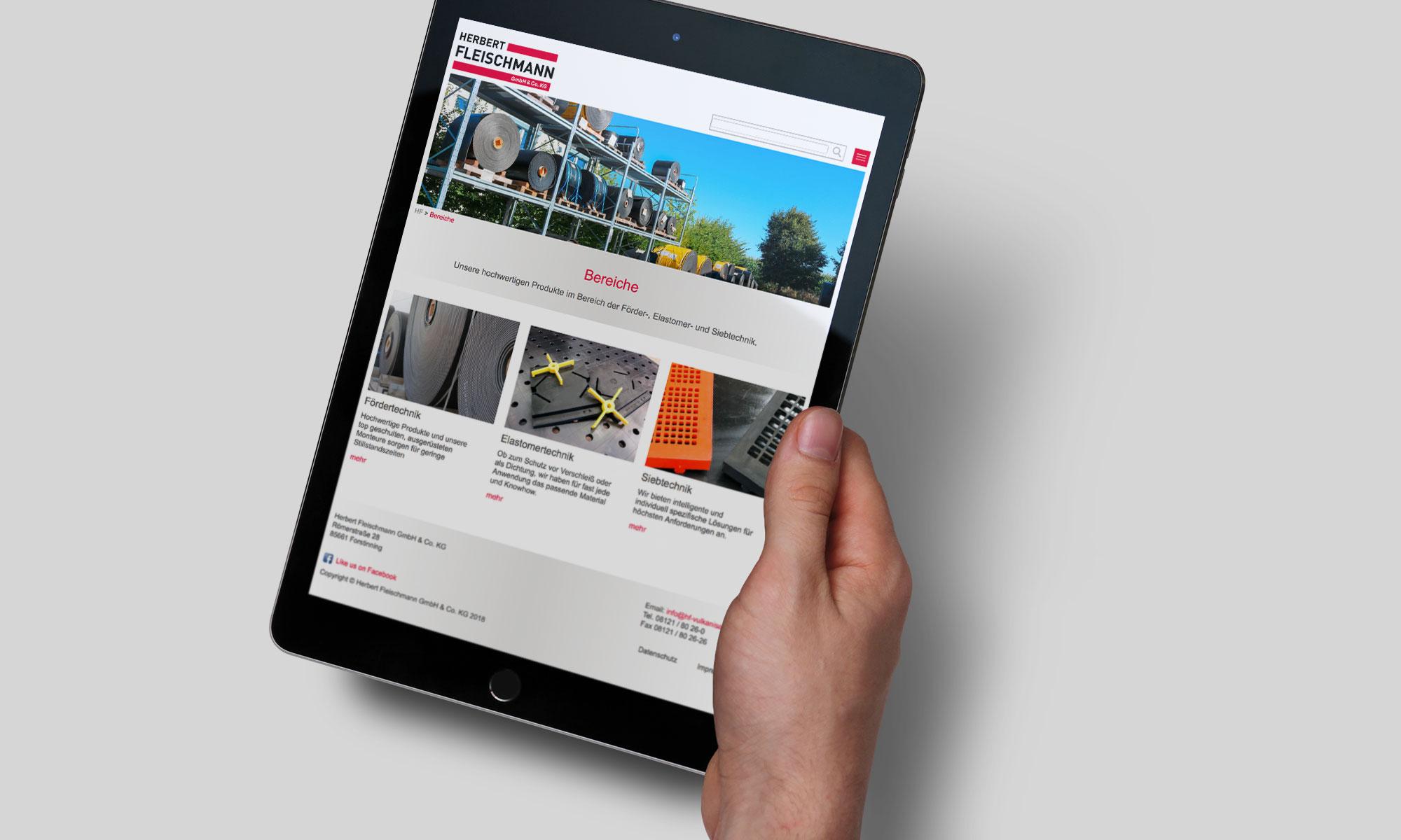Fleischmann GmbH website